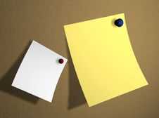 Free Blank Note Stock Photo - 15481690