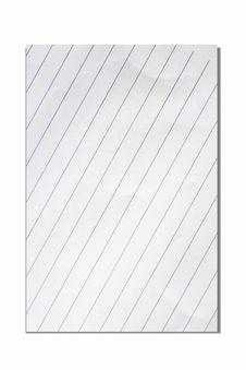 Free Paper Royalty Free Stock Image - 15485246