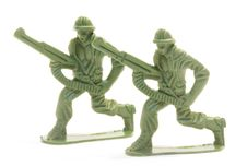 Free Toy Soldier Figure. Royalty Free Stock Image - 15485706