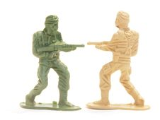 Free Toy Soldier Figure. Royalty Free Stock Images - 15486029