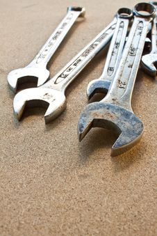 Free Spanner Royalty Free Stock Images - 15487109