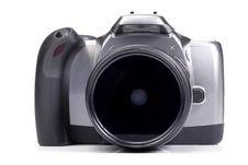 Free Photo Camera On White Stock Photo - 15487980