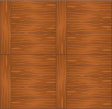 Free Vector Seamless Background A Wooden Parquet 3 Royalty Free Stock Images - 15488829