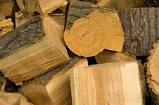 Free Chopped Firewood Stock Photos - 15489273