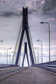 Free Top Of The Bridge Stock Image - 15489751