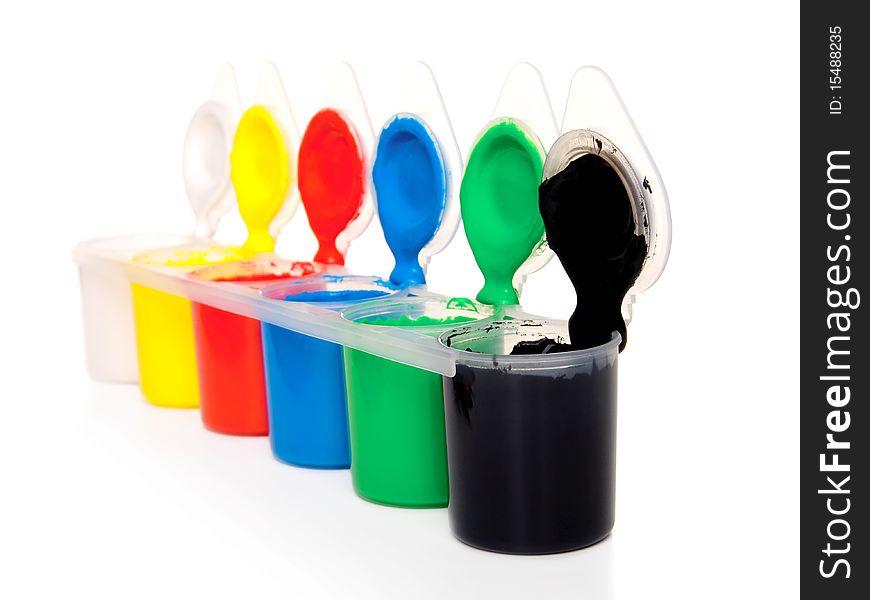 Colour-box