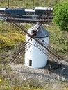 Free Model Windmill Stock Photo - 15490490
