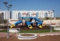 Free Children Playground Stock Photography - 15490922