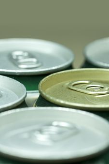 Free Many Cans Of Beer Royalty Free Stock Photo - 15491735