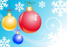 Free Christmas Background Royalty Free Stock Photo - 15494075