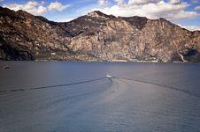 Free Lake Garda. Stock Photo - 15494460