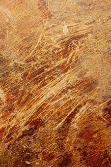 Free Scratched Veneer Surface. Royalty Free Stock Image - 15494616