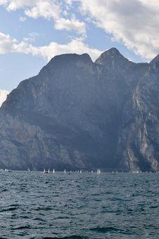 Free Lake Garda. Royalty Free Stock Photo - 15494905