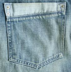Free Blue Jeans Royalty Free Stock Photo - 15495855