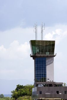 Free Control Tower Stock Image - 15497141
