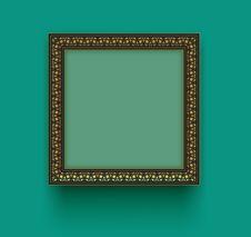 Free Retro Frame Royalty Free Stock Image - 15497426