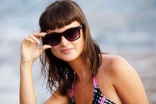 Free Bikini Girl Stock Photos - 15498283