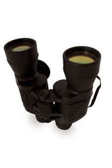 Free Optic Binoculars Lens Look Technology Royalty Free Stock Image - 15498676