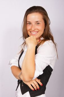 Free Attractive Businesswoman Stock Image - 15499031