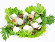 Free Greek Salad Stock Photos - 15499273