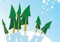 Free Christmas Card Royalty Free Stock Image - 1558716