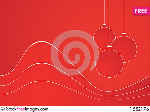 Red globes Stock Photo