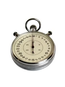 Free Stopwatch. Stock Photos - 1552213