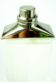 Free Perfume Bottle Stock Photo - 1552640