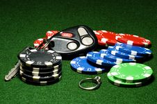 Free Poker Pot Stock Images - 1553034