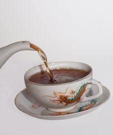 Free Tea Time Royalty Free Stock Photos - 1553798