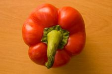 Free Red Pepper Royalty Free Stock Photography - 1553817