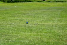 Free Ball And Hole Royalty Free Stock Photo - 1555095