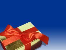 Free Xmas Box Stock Image - 1558111