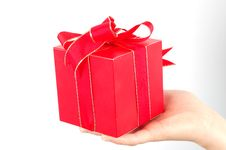 Free Gift 6 Royalty Free Stock Image - 1558966