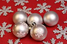 Free Shristmas Ornaments Stock Photos - 1559603