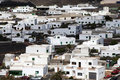 Free View To Rural Village Of Uga In Lanzarote Stock Photography - 15507892