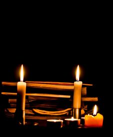 Free Candle Light Stock Photo - 15500420