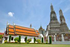 Free Wat Aroon Stock Photos - 15500433