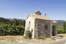 Small Chapel Stock Image