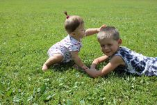 Free Children Stock Photography - 15502222