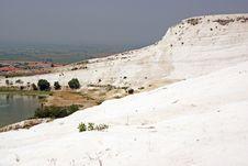 Free Pamukkale: Panorama Royalty Free Stock Photography - 15502457