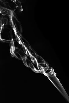 Free Smoke Abstract Royalty Free Stock Photo - 15503215