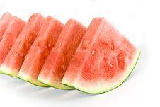 Free Fresh Watermelon Stock Image - 15503561
