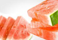 Free Taste Watermelon Royalty Free Stock Photo - 15503585