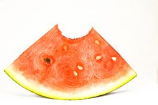Free Isolated Fresh Watermelon Stock Photography - 15503702