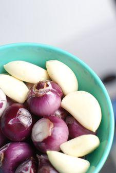 Free Onions Stock Image - 15503741