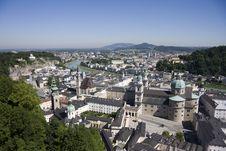 Free Salzburg Royalty Free Stock Photography - 15504297