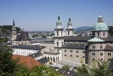 Salzburg №3 Stock Photography