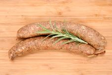 Free Traditional Sausages Royalty Free Stock Photos - 15504468