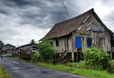 Free Old Malay House Stock Photography - 15504502